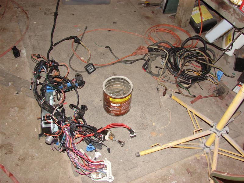 Wiring Nightmare  Or   U201ctangled U201d