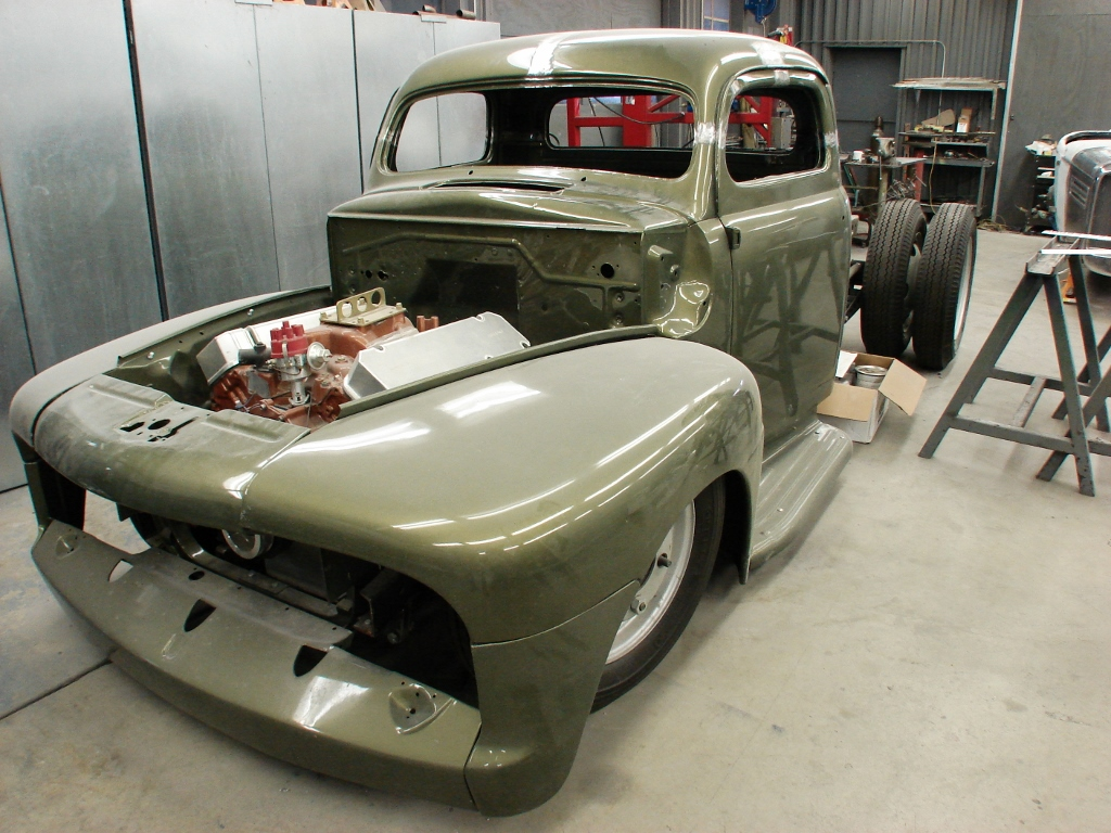 Real Hot Rods Cool Mccool S Garage