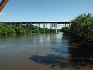 Kate Shelly Bridge.
