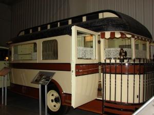 Pierce Arrow house-car.