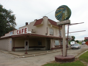 King Tower Café, Tama, IA