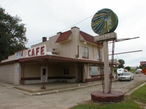King Tower Café, Tama, IA