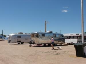 """""""Camping"""" in Kearny, NB"""