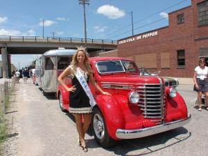 Miss Nebraska.  Really.