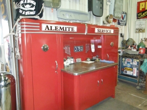 Coolest work bench ever