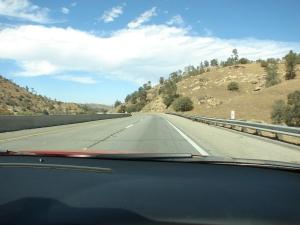 On the road to Petaluma