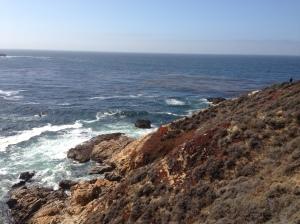 Sea side, Monterey.