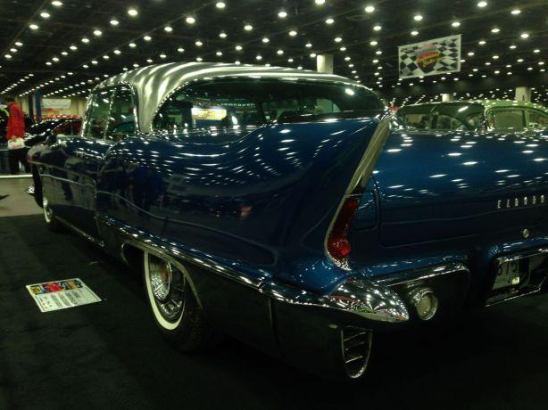 Old Cadillacs.  Love 'em.