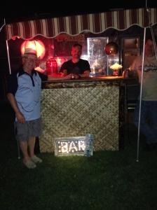 Belly up to the bar!