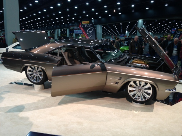 Chip Foose is my hero.
