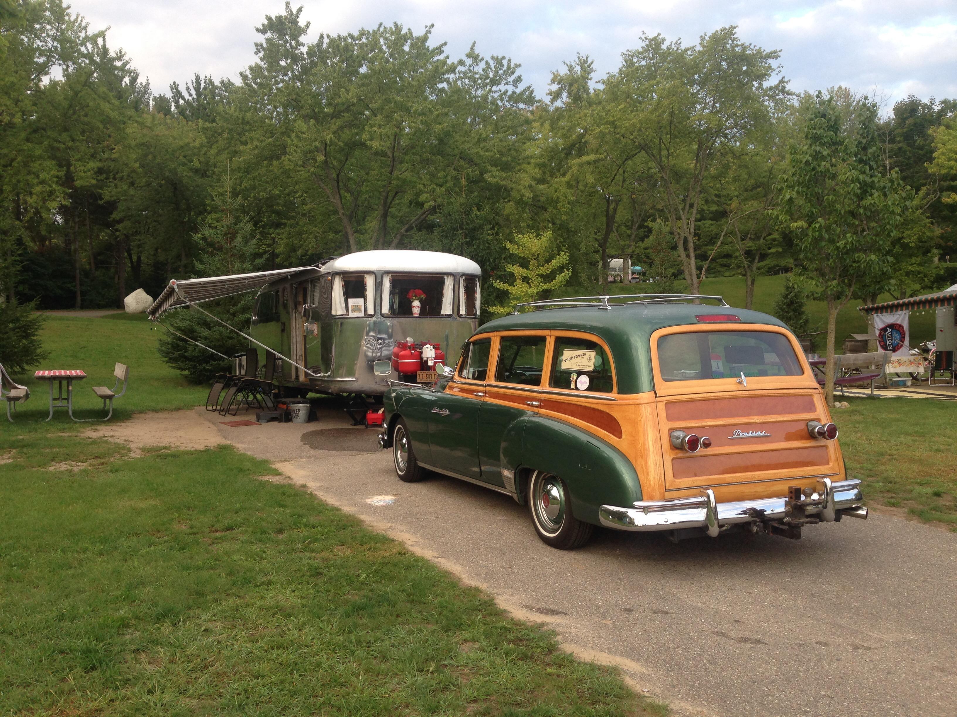 Vintage Camper Restoration Cool Mccool S Garage